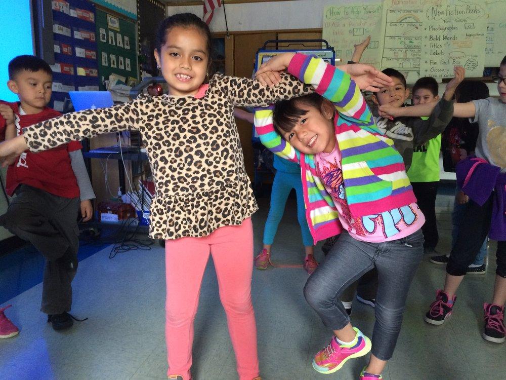 In School - Bring us back to school! We run in-school yoga programs…