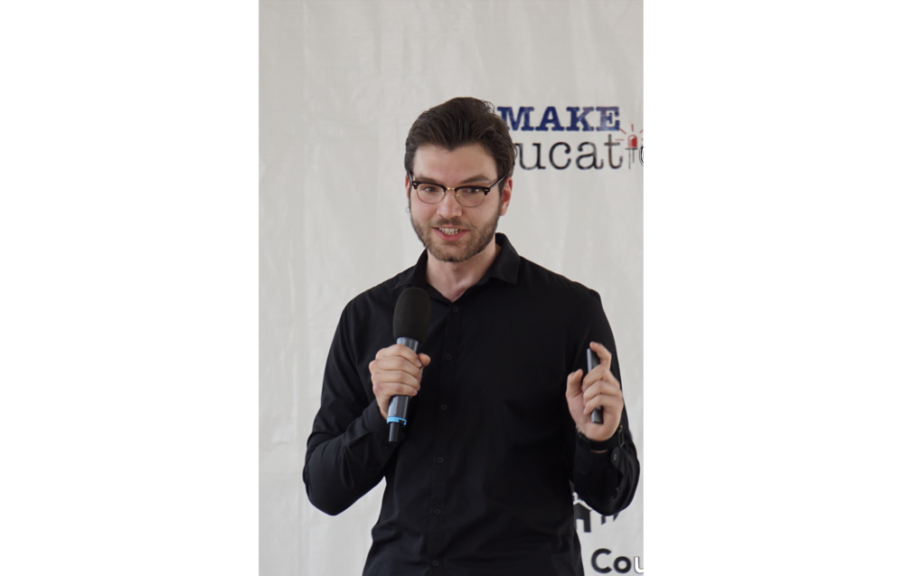Keynote: reMAKE Education