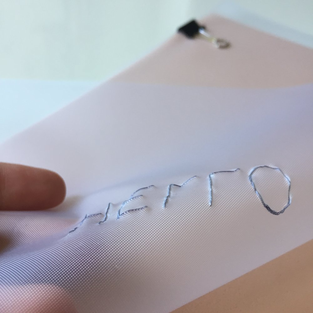 Tactile drawing paper