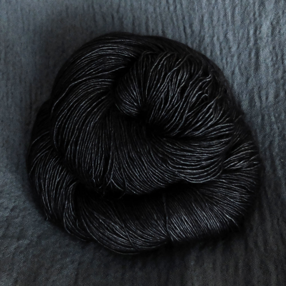 Feigdfugl shown on Singles - Merino/Silk/Yak