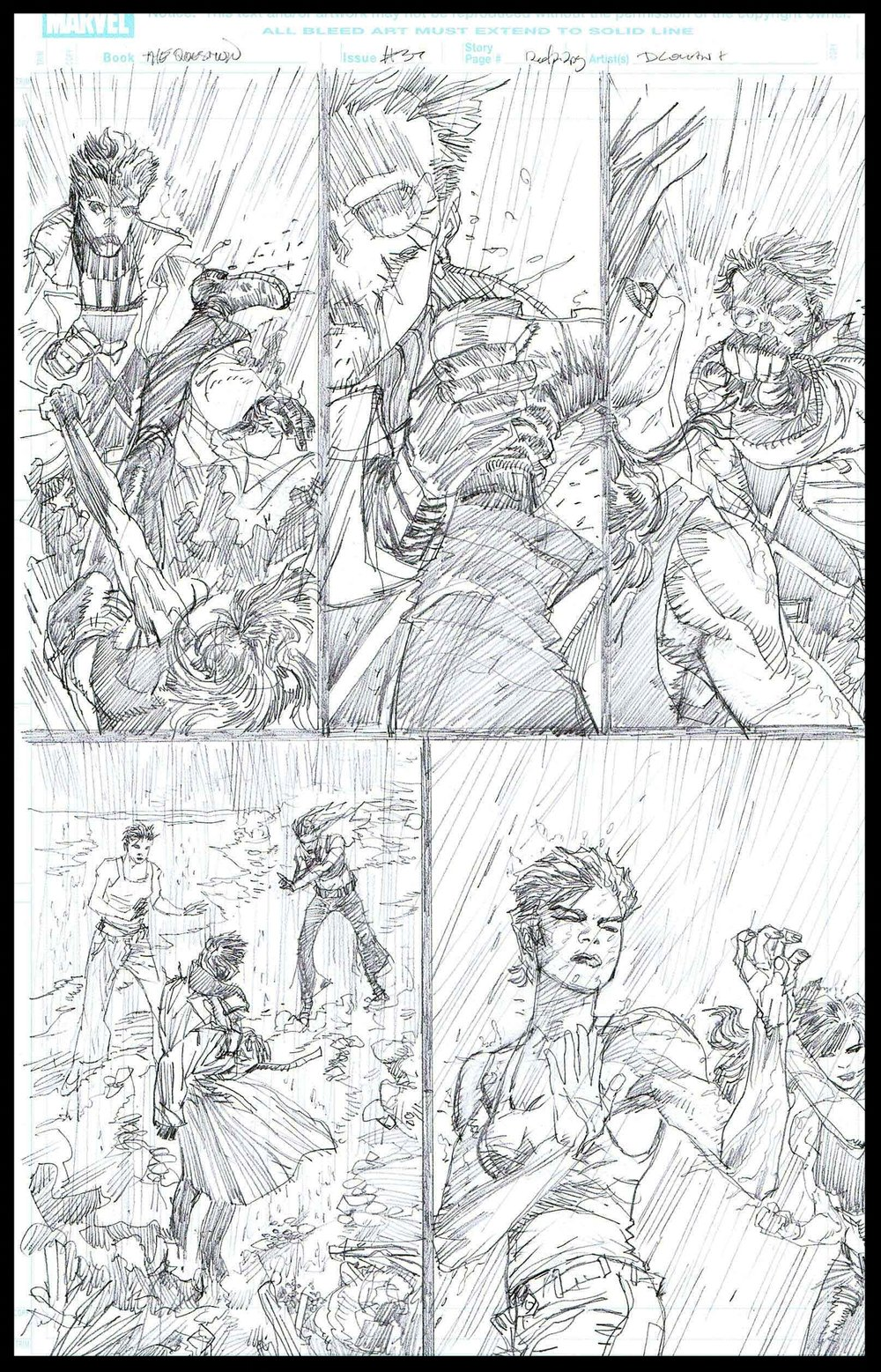 The Question #37 - Page 12 - Pencils