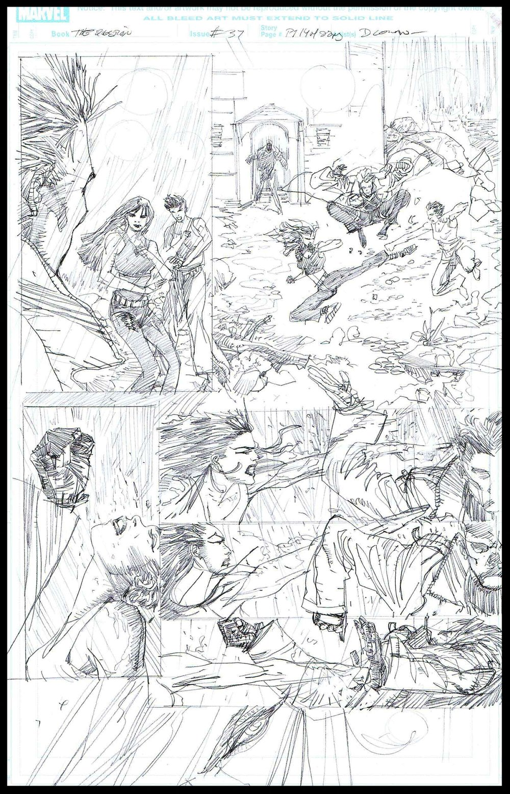 The Question #37 - Page 14 - Pencils