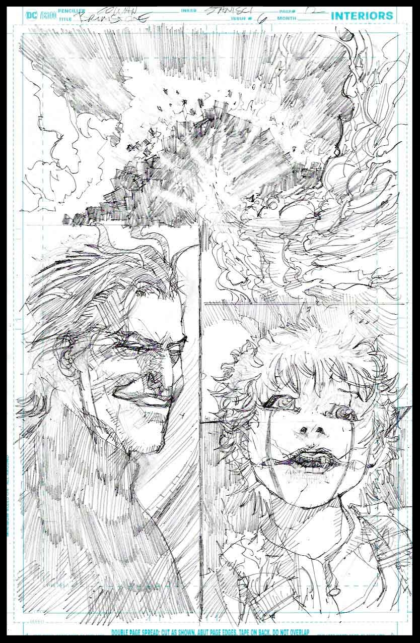 Brimstone #6 - Page 12 - Pencils