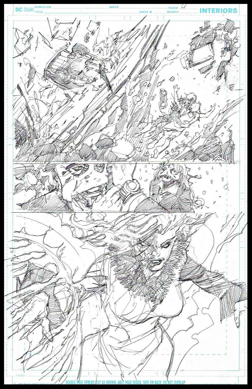 Brimstone #11 - Page 4 - Pencils