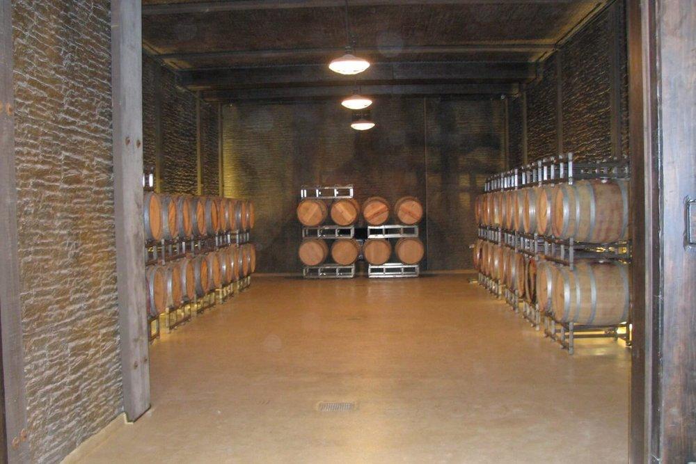 Wine Production & Storage -