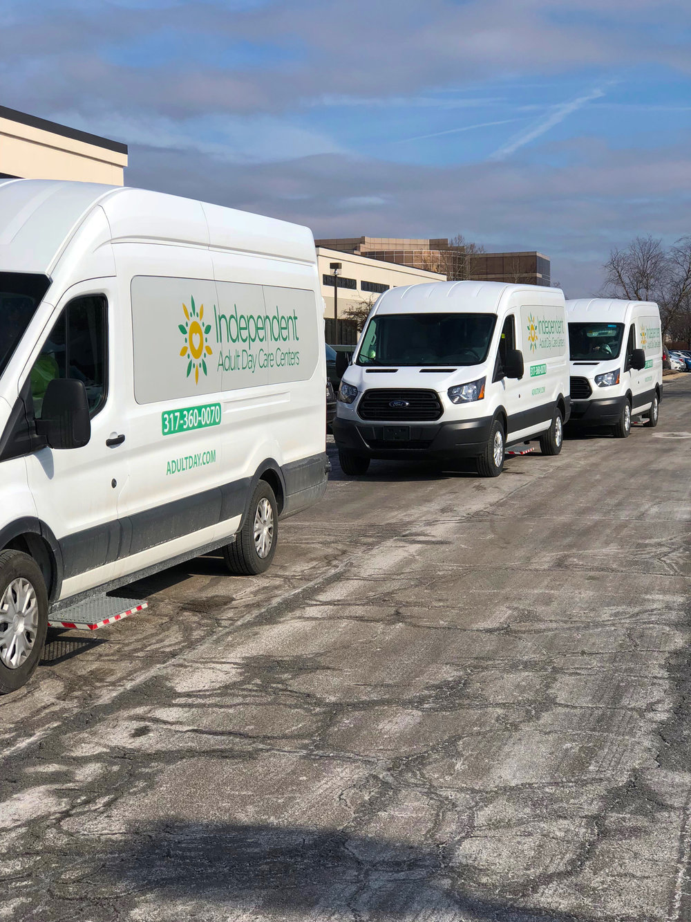 Your chariot awaits! - Did you know we provide door to door transportation from your home to ours? We're even happy to help with that prearranged medical appointment. We'll take you there, and send a nurse along with you.