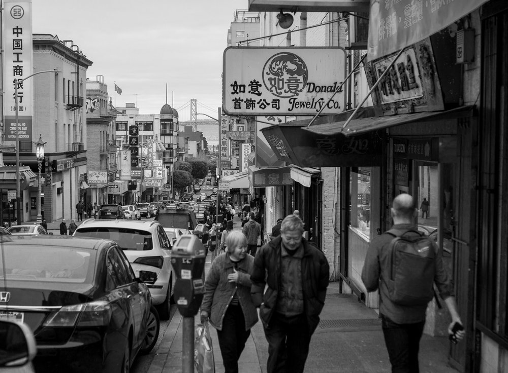 Chinatown, San Francisco, USA (Jan 19)