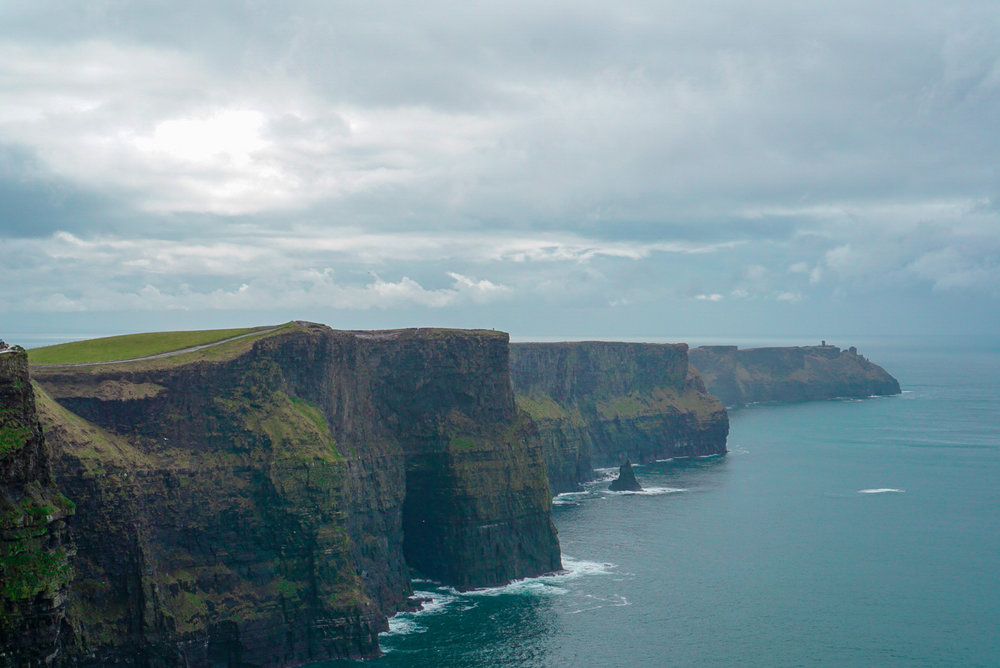 Cliffs of Moher, Co. Clare, Ireland (Mar 18)