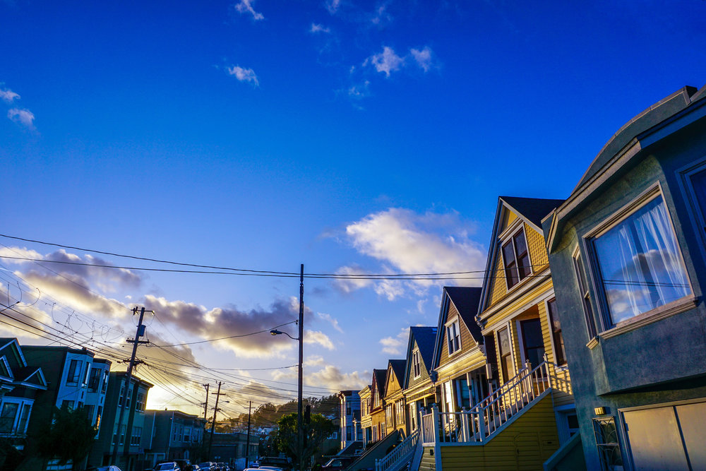 Bernal Heights, San Francisco, USA (Feb 18)