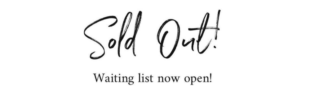 THANK YOU! - We are so overwhelmed by the fact that we've completely SOLD OUT for our very first event (in just one weekend!) If you missed out on getting tickets, please get in touch with us and we will add you to the waiting list!