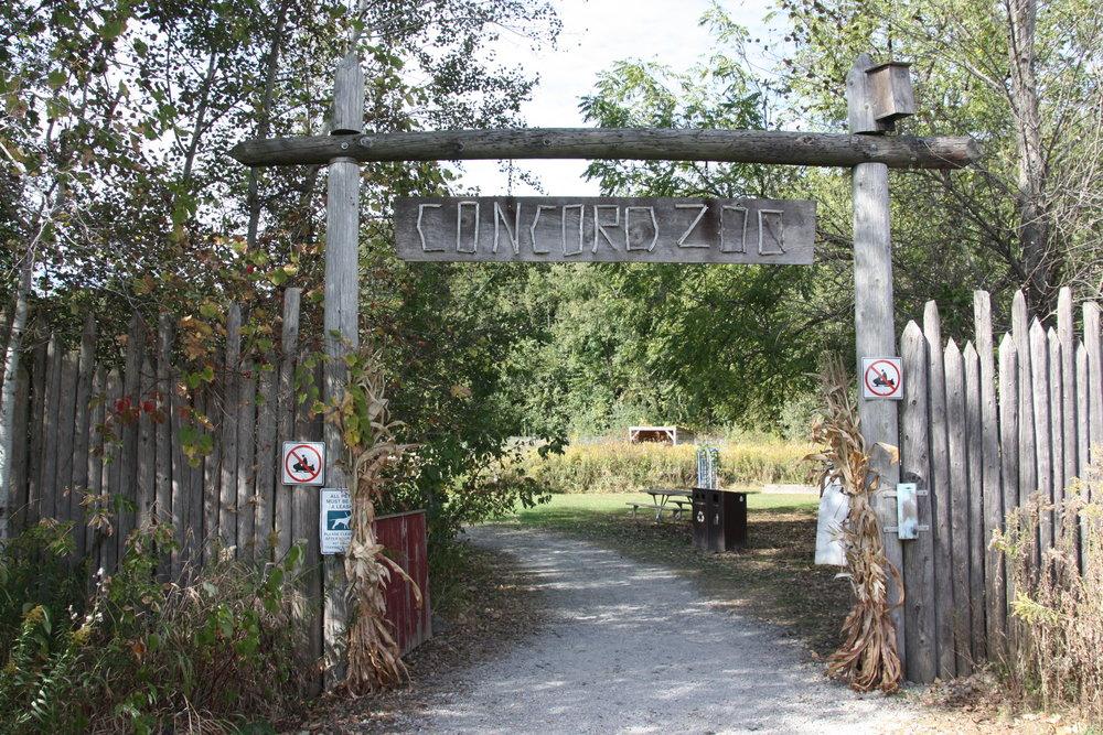 Concord Zoo -