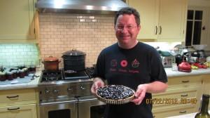 Dan with Pie