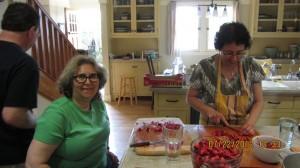 Mimi and Sue