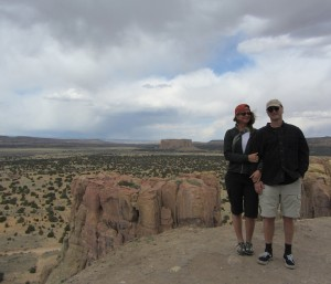 Amy and Alan, New Mexico 2012 I
