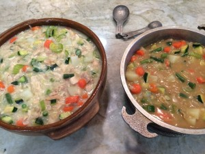 pot pie filing