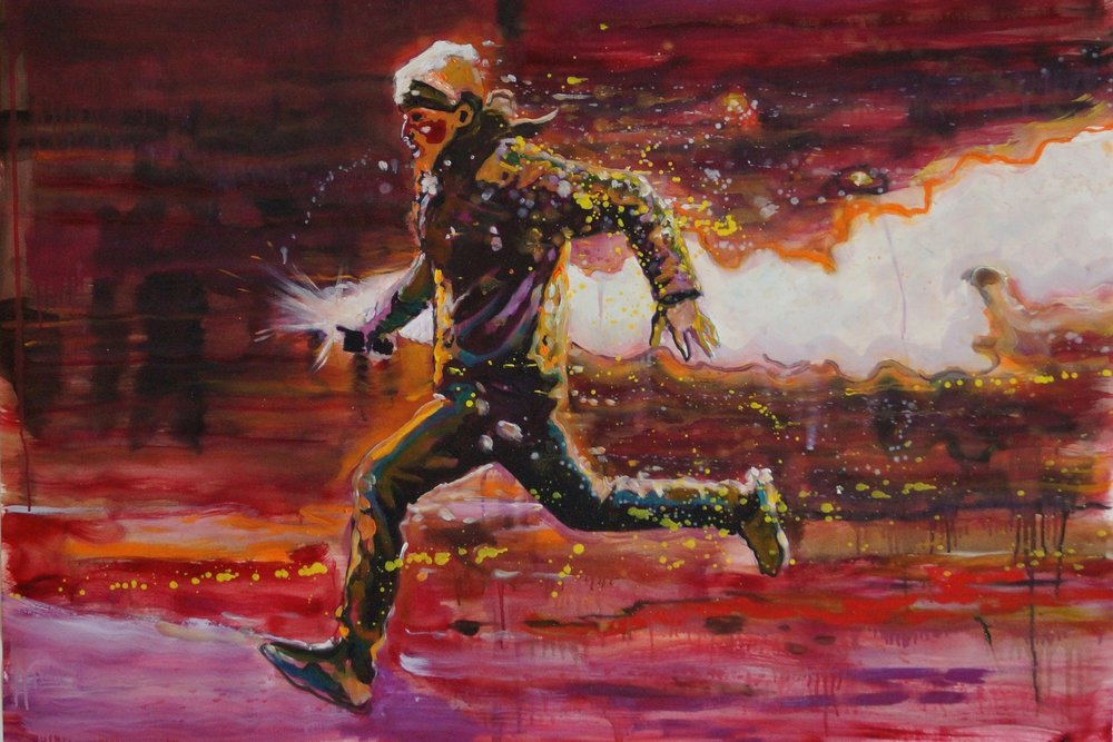 ARMANDO MARIÑO: RECENT PAINTINGS FROM THE YEAR OF THE PROTESTER - May 2 - June 22, 2012