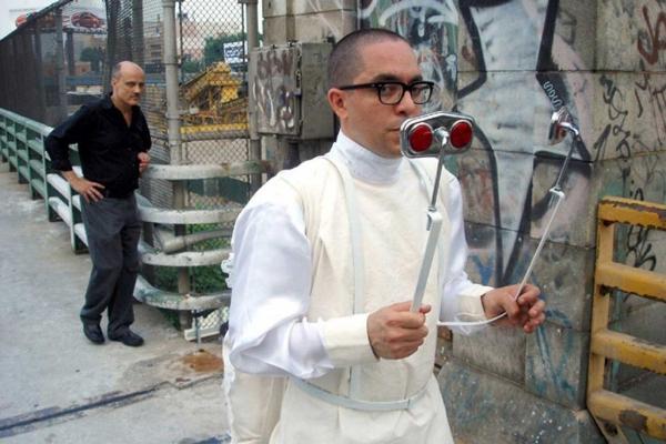 Nicolás Dumit Estévez Raful,  For Art's Sake , 2005-2007