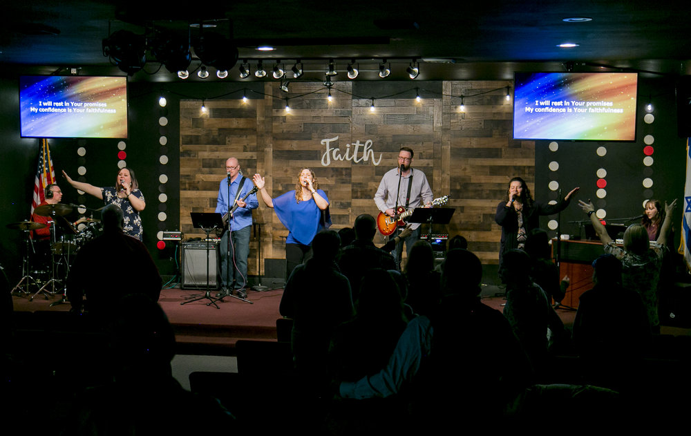 Join us for… - Passionate Worship
