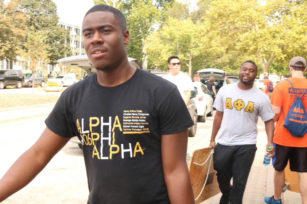 Alpha Phi Alpha Fraternity Inc.   Tau Chapter    Learn More