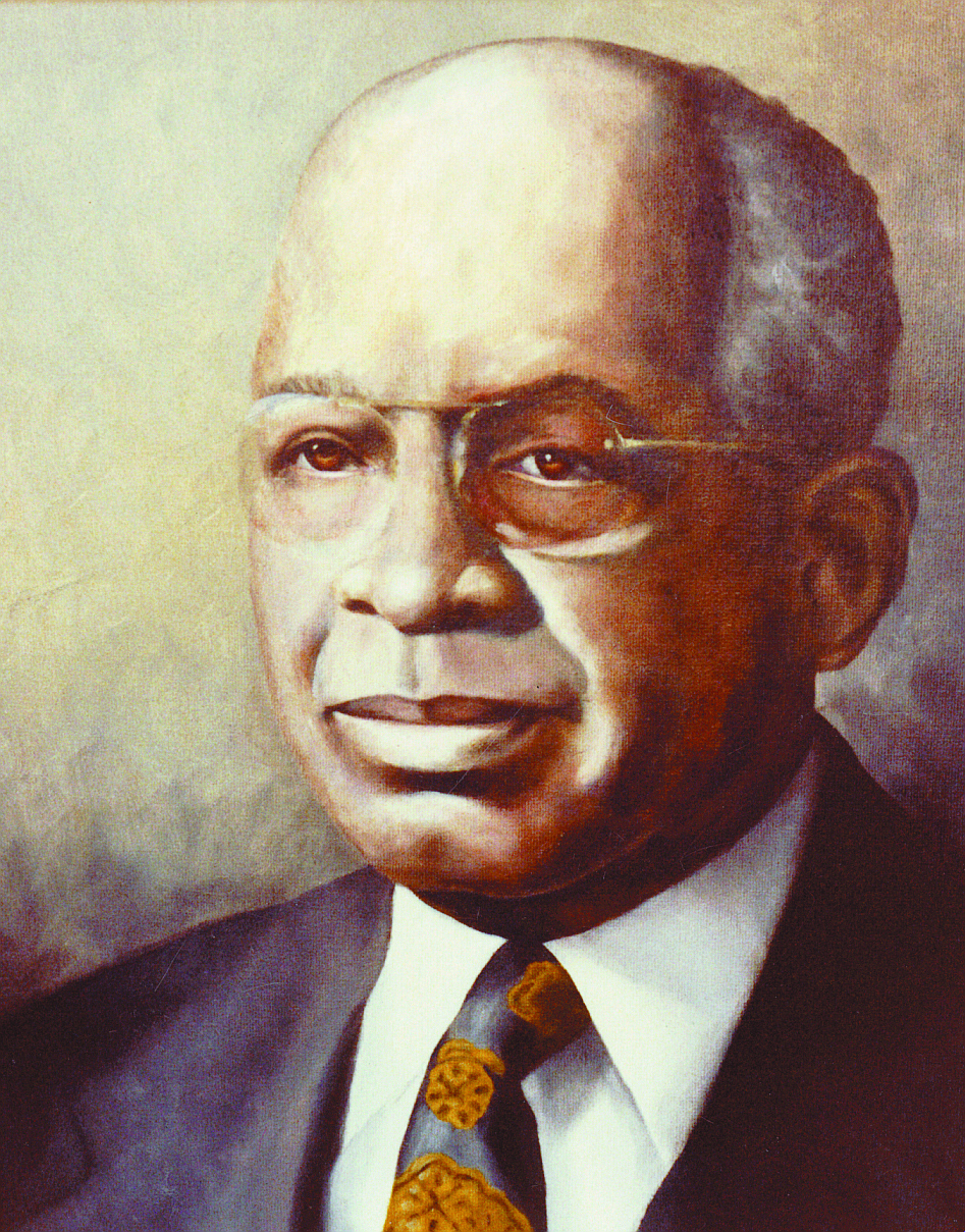 jEWEL George BIddle Kelley(1884-1962) - Kelley became the first African-American engineer registered in the state of New York. Not only was he the strongest proponent of the fraternity idea among the organization's founders, the civil engineering student also became Alpha Chapter's first president. In addition, he served on committees that worked out the handshake and ritual. Kelley was popular with the brotherhood. He resided in Troy, New York and was active with Beta Pi Lambda Chapter in Albany.