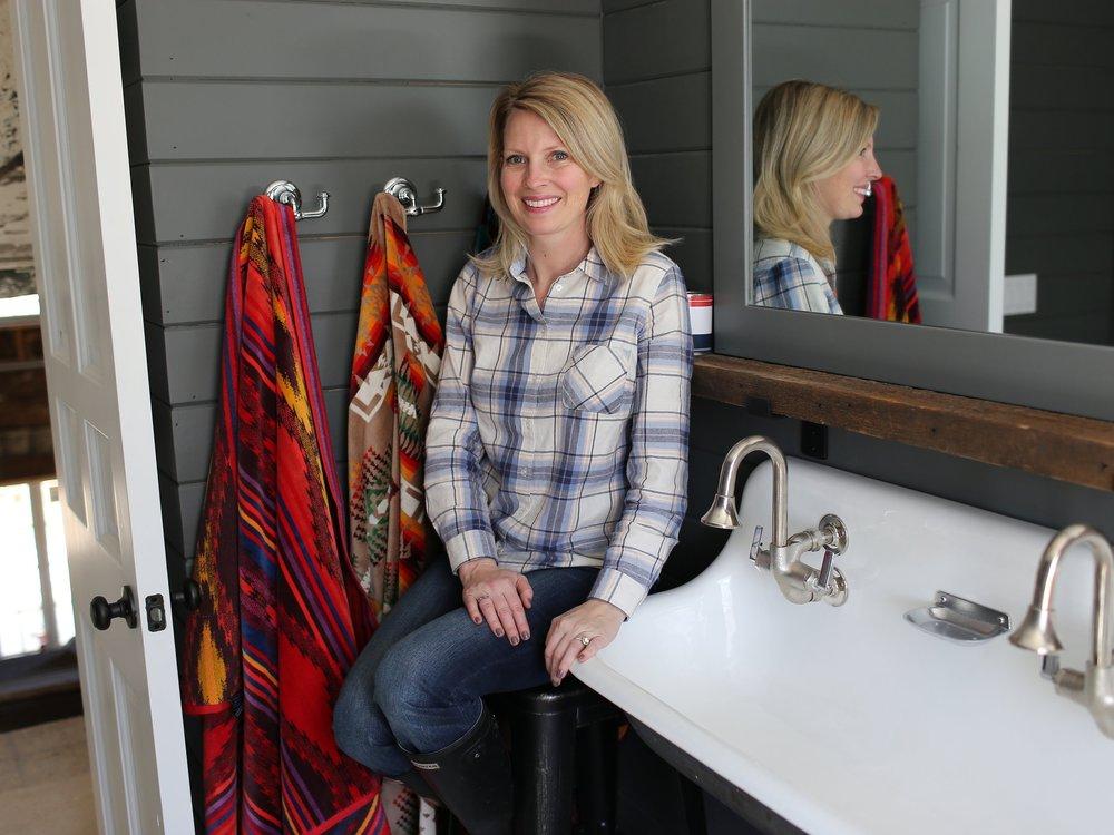 Christine Bridger, Principal Designer