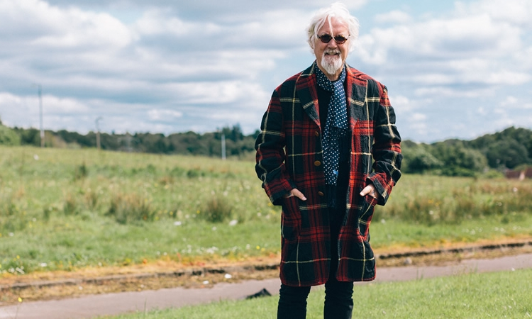Billy: Made In Scotland // BBC TWO // 28TH DEC - 9PM -