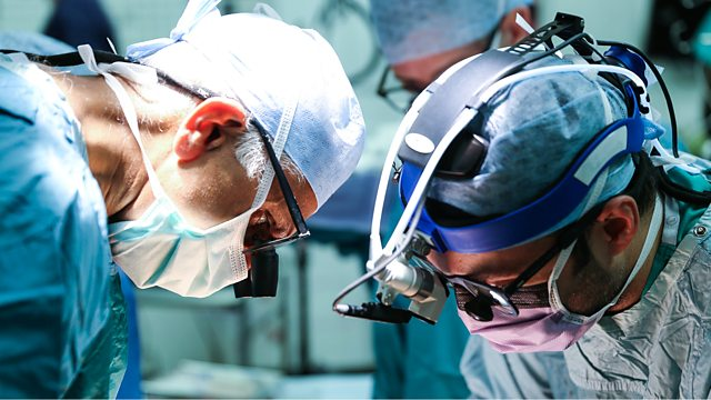 "Heart Transplant Shortlisted for Broadcast Award - This week, our BBC 2 Documentary ""Heart Transplant"