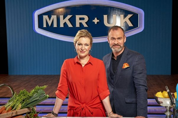 MY KITCHEN RULES - S2 - CHANNEL 4 - 40 x 60 MIN