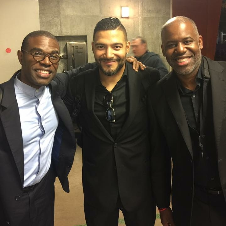 w/ Antonio Hart and Jarrard Harris