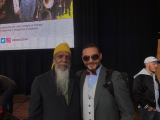 w/ Dr. Lonnie Smith