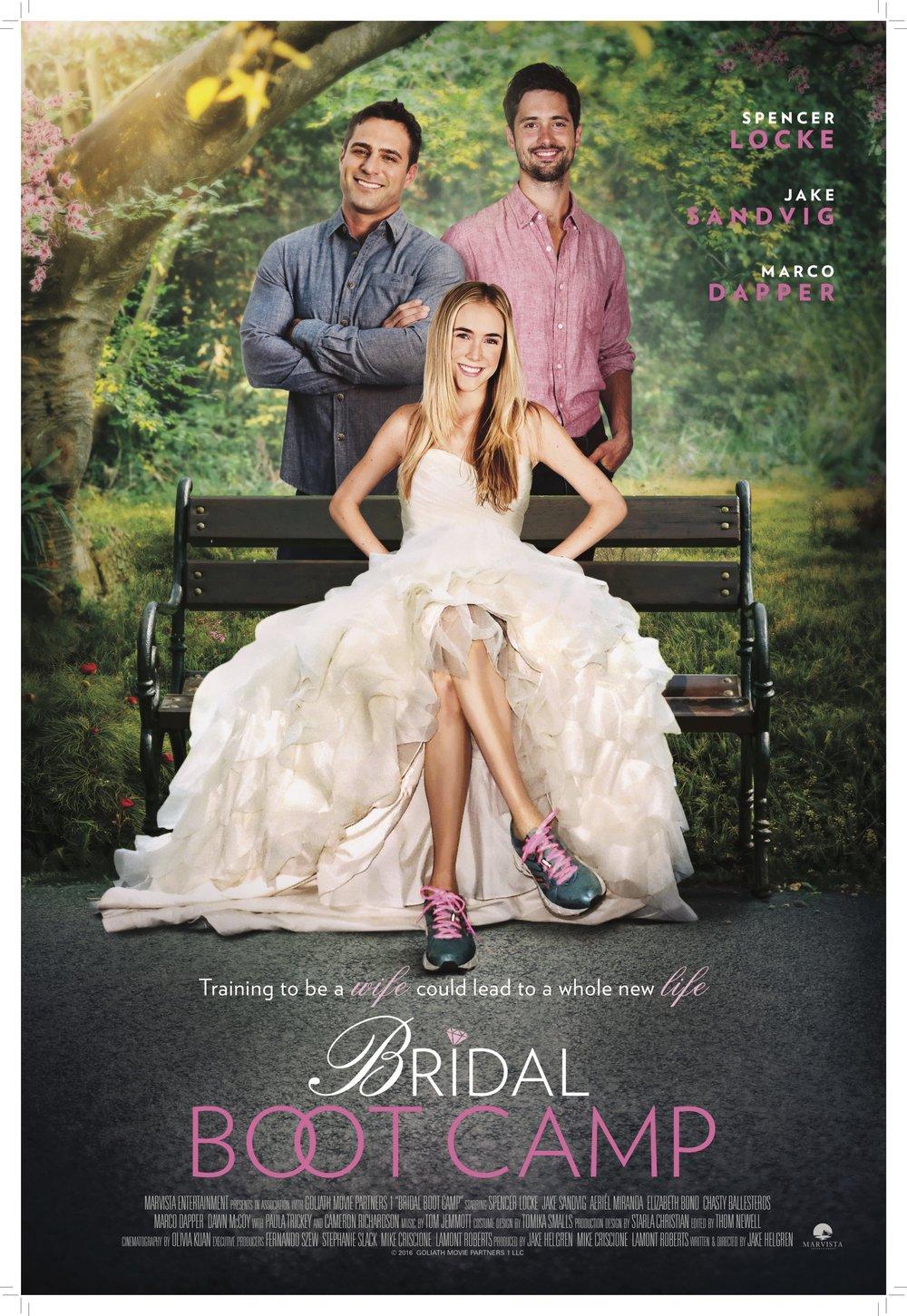 Bridal Boot Camp - Editor
