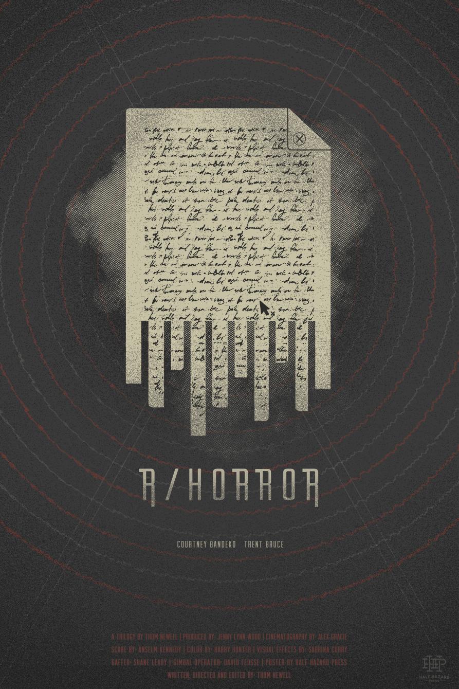 R/Horror - Writer/Director