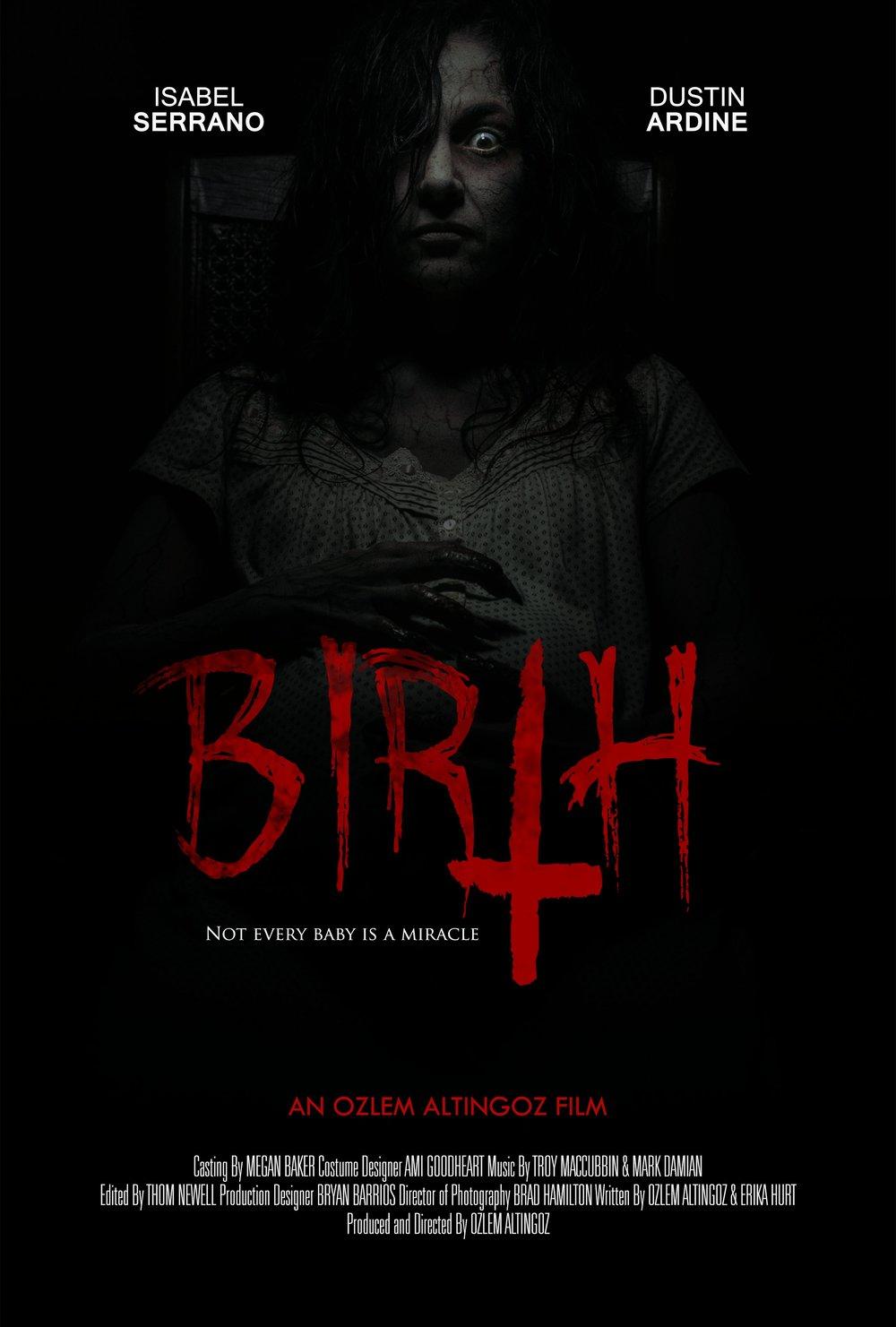 Birth - Editor
