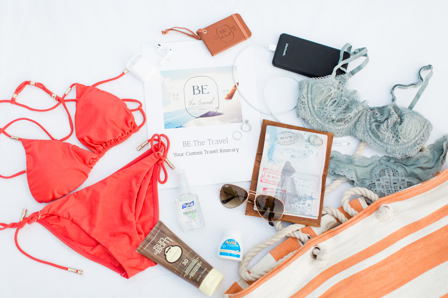 The Ultimate Honeymoon Packing List Be The Travel