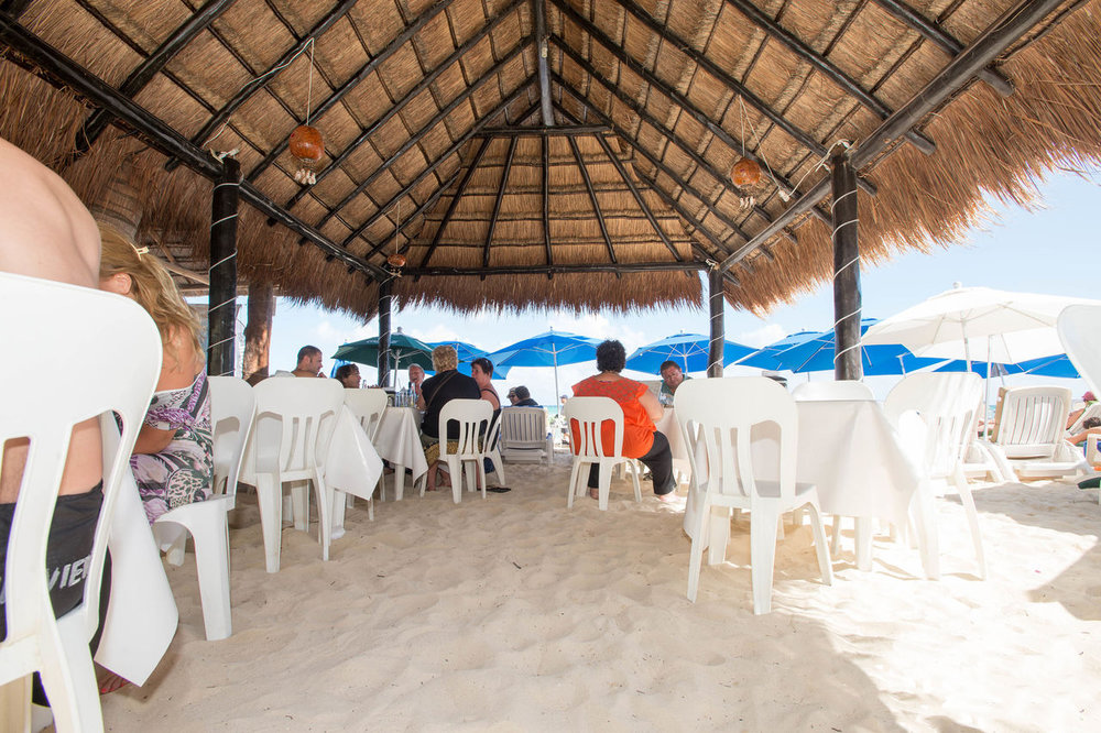Palapa Seating