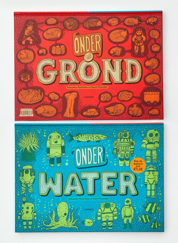 Onder de grond / Onder water