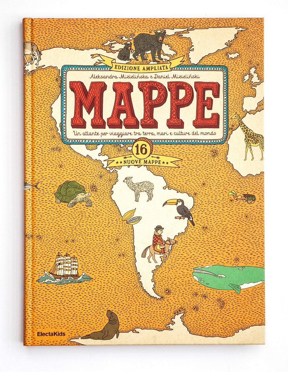 Mappe. Nuova edizione ampliata