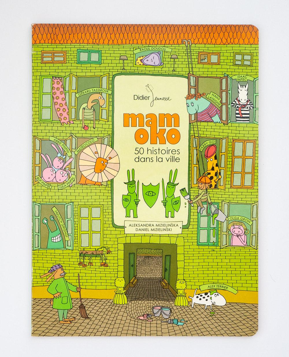 Mamoko, 50 histoires dans la ville