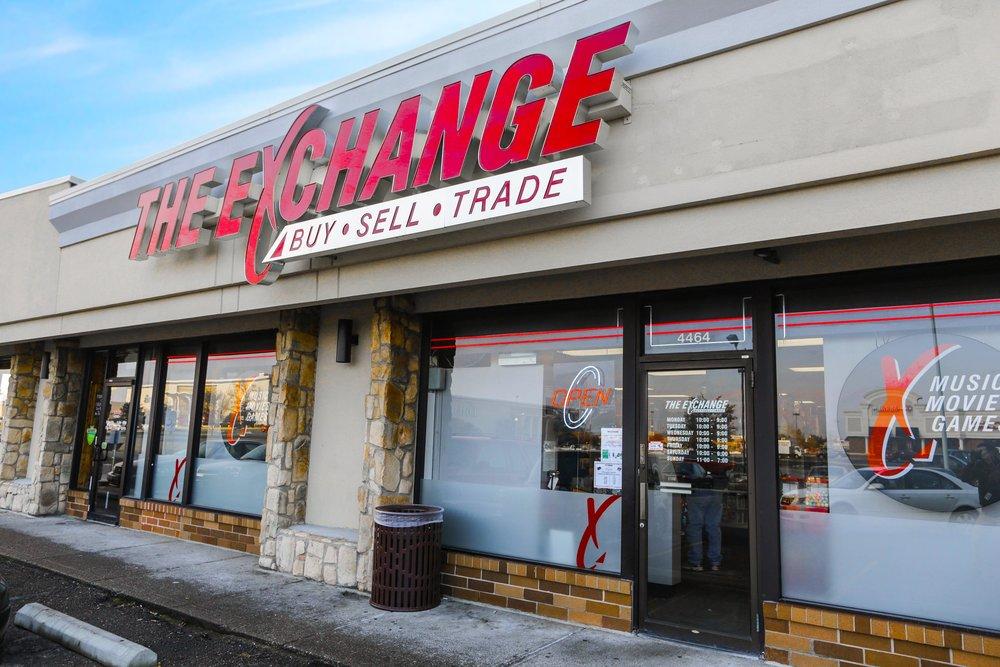 The Exchange - 4464 Beldon Village Street NW Canton, OH 44718(330) 491-1370