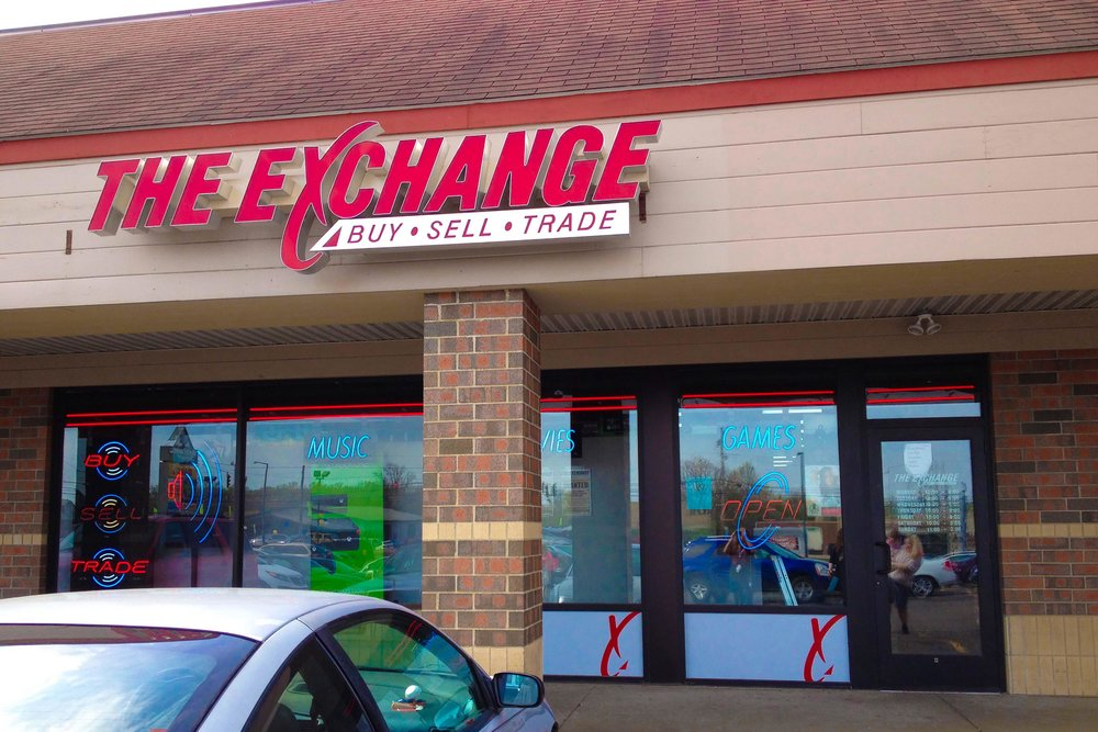 The Exchange - 2448 West State Street Alliance, OH 44601(330) 596-1028