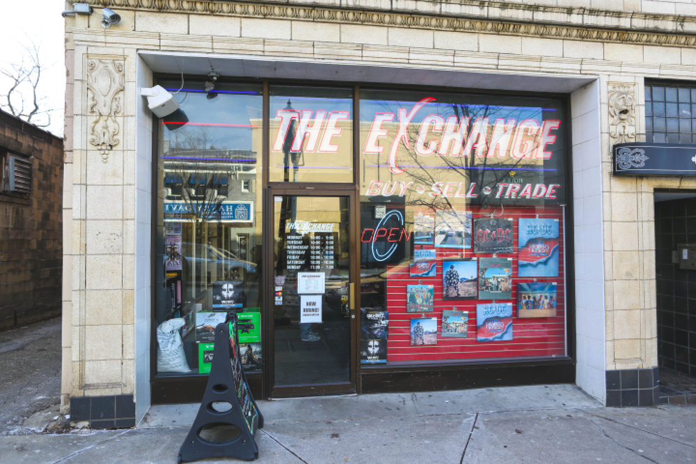 The Exchange - 5862 Forbes Ave Pittsburgh, PA 15217(412) 422-2123