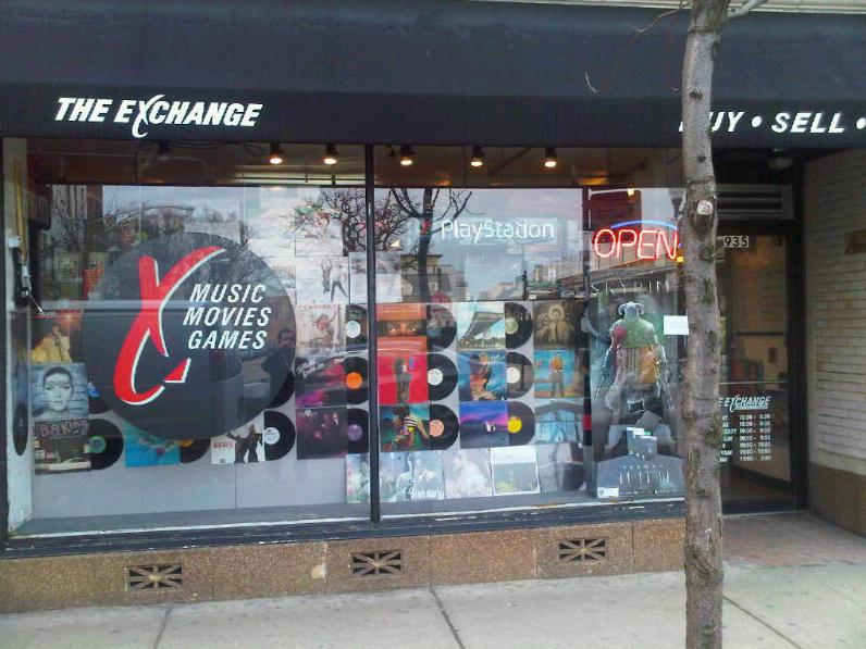 The Exchange - 935 W. Belmont Chicago, IL 60657(773) 883-8908