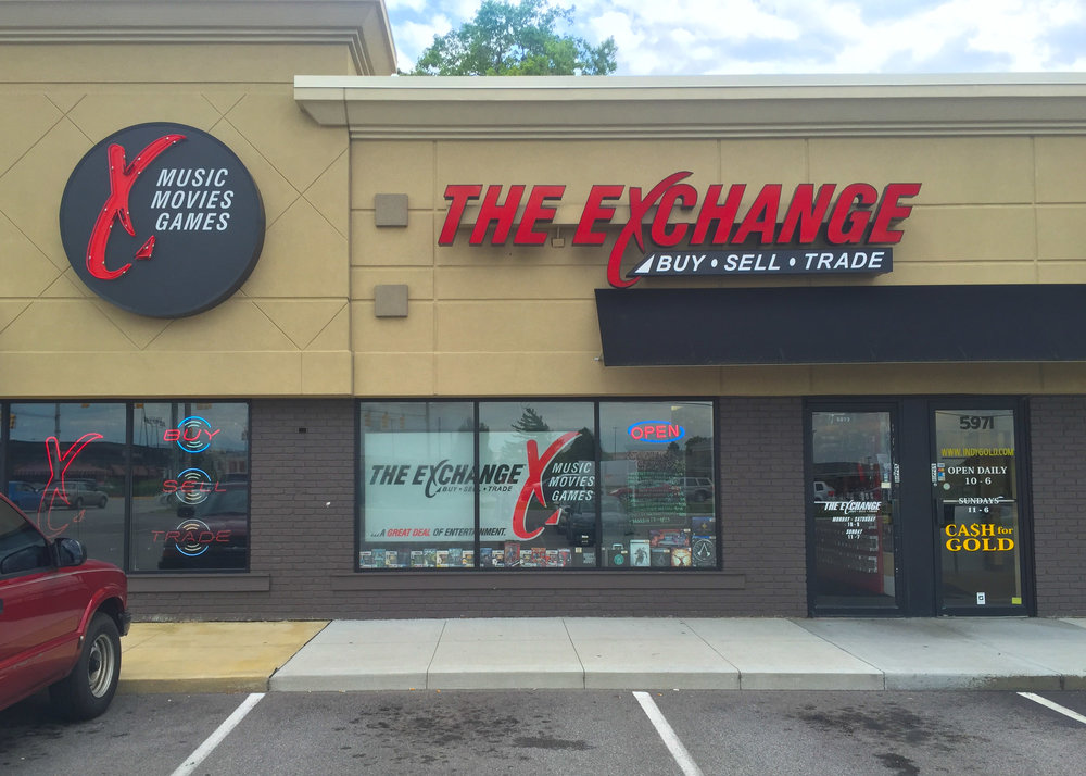 The Exchange - 5973 82nd Street Indianapolis, IN 46250(317) 845-1309