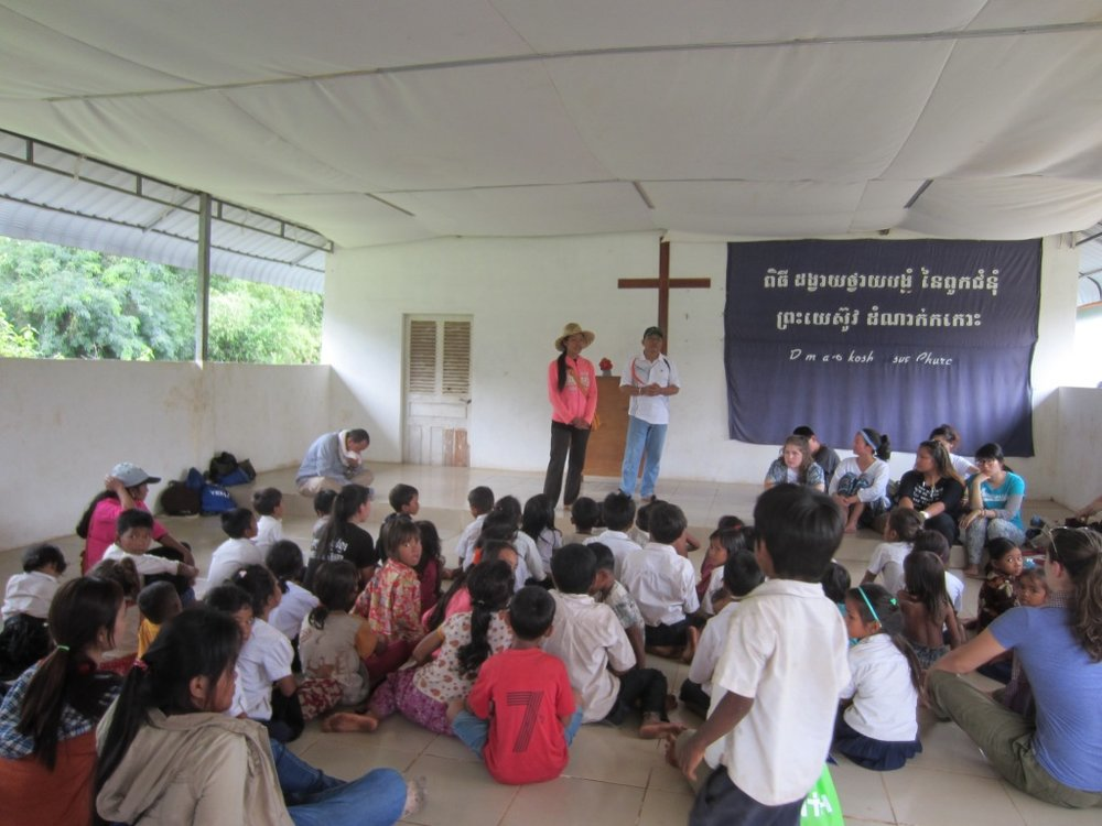 Chanty teaching church children.jpg