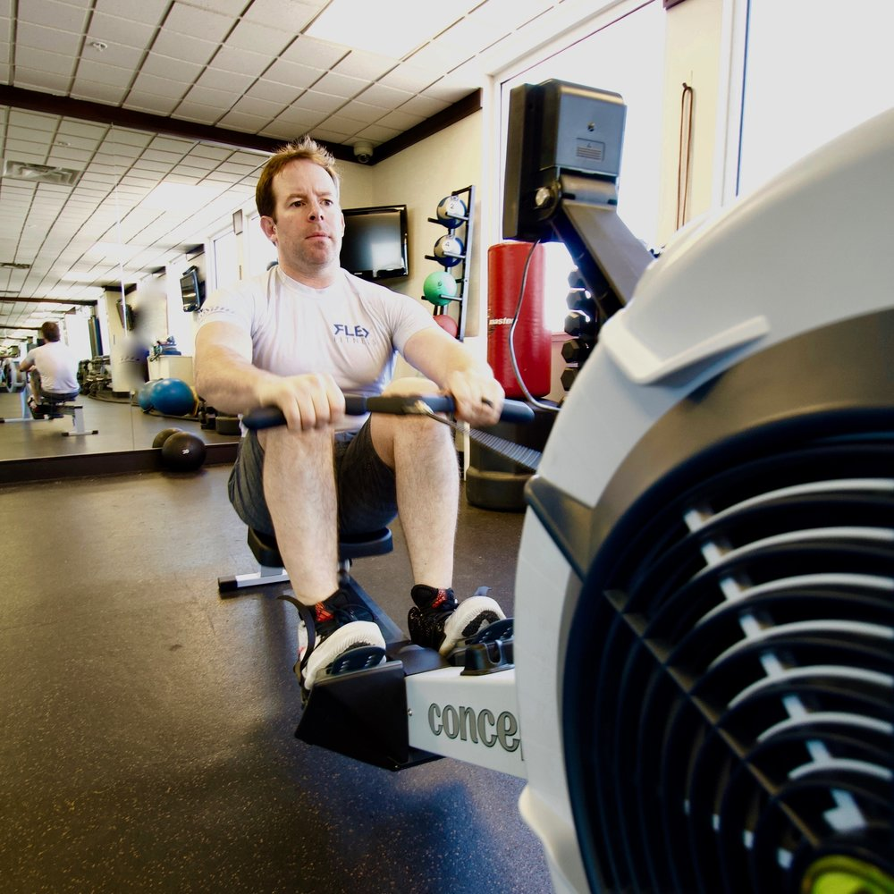 Alistair Hopper Flex Fitness Winnipeg Rowing Machine.jpg