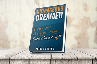 Take Action - In Outrageous Dreamer, best-selling author Joseph Foster shares 12 practical strategies that will teach you how to conquer your fears and create a life you love. It's time for you to get off the sidelines, and win the game of life!