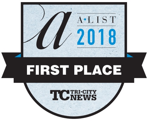 - Thank-you to our loyal customers for voting us #1 in the Tri-Cities for Grooming and Daycare!
