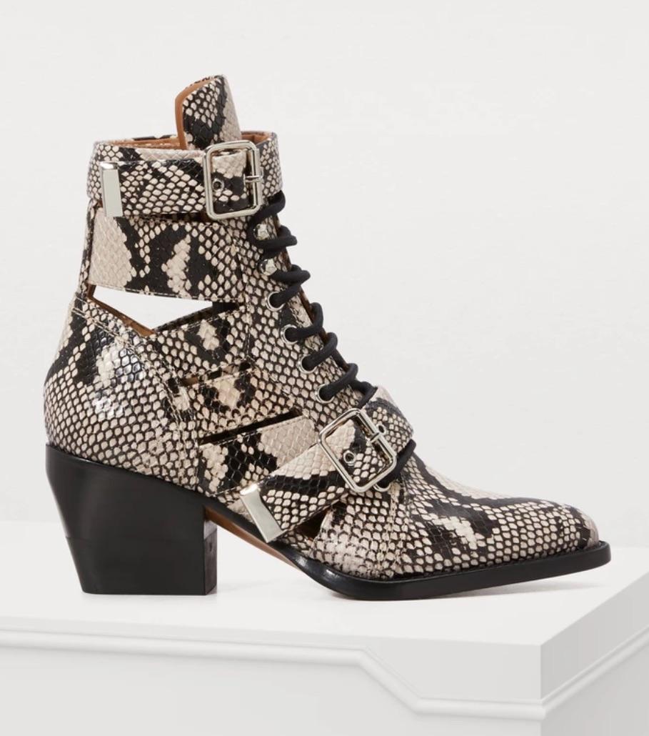 Chloe Rylee Boots $1,490