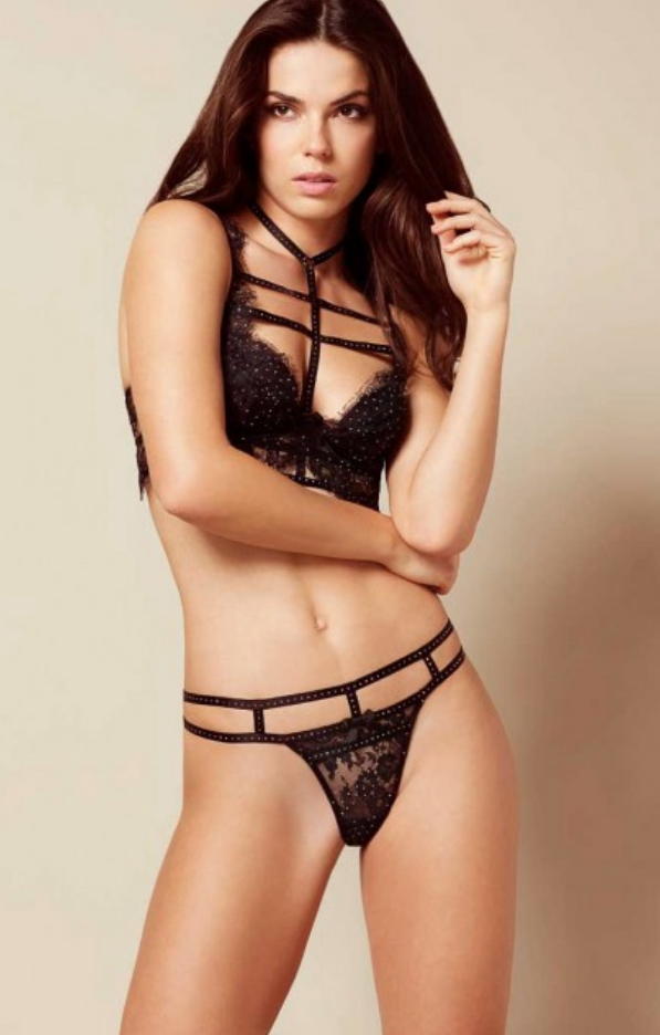 Davinah Bra and Thong by Agent Provocateur $1,350