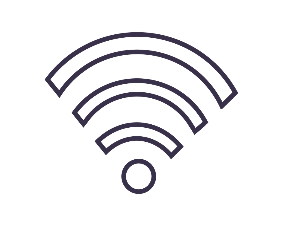 Reliable Wifi - Fast, free, and secure wireless access you can count on, not to mention printers on both floors.